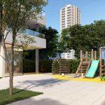 Playground do Edifício Mônaco na Vila Romana